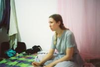 Charlotte, Uditha's homestay