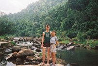Ed and Sahana, Kithulgala